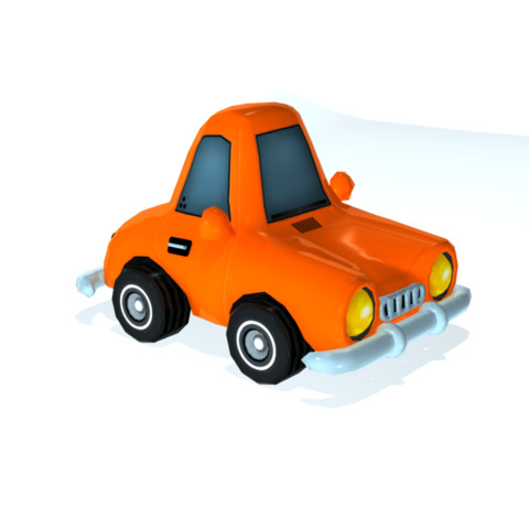 Mobe Unity 3D Game Model