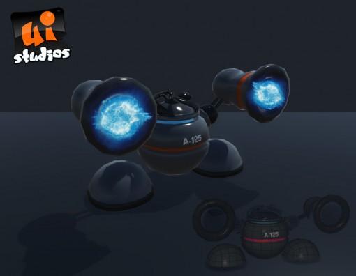 Unity 3D Robot