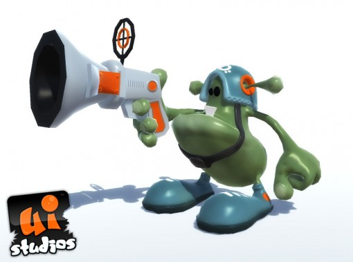 Unity 3D Game Model